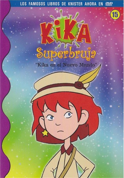 Kika Superbruja : Vol. 15