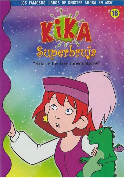 Kika Superbruja : Vol. 16