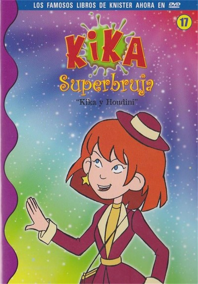 Kika Superbruja : Vol. 17