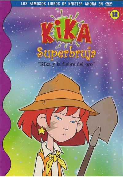 Kika Superbruja : Vol. 18