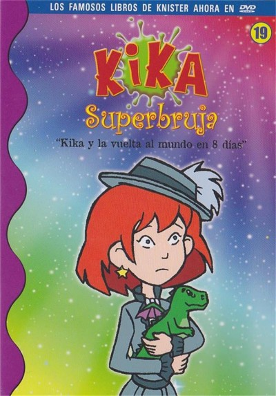 Kika Superbruja : Vol. 19