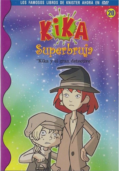 Kika Superbruja : Vol. 20