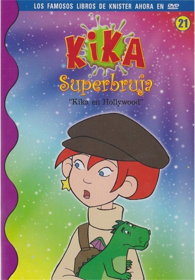 Kika Superbruja : Vol. 21