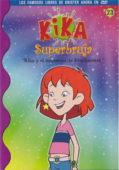 Kika Superbruja : Vol. 23