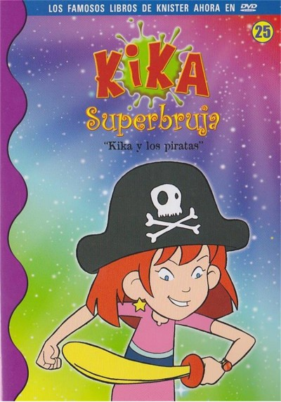 Kika Superbruja : Vol. 25