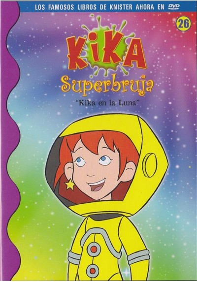 Kika Superbruja : Vol. 26