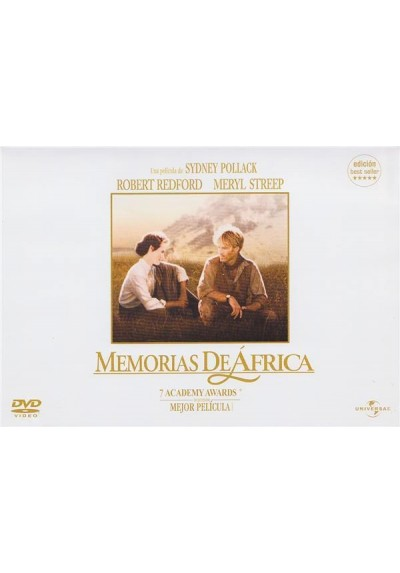 Memorias De Africa (Ed. Horizontal)(Out Of Africa)
