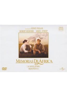 Memorias De Africa (Ed. Horizontal)(Out Of Africa)