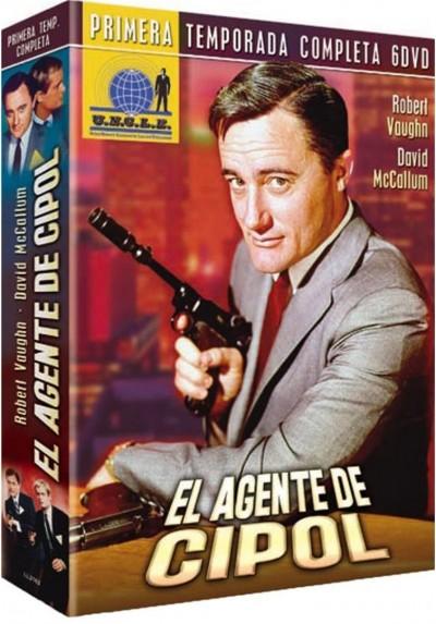 El Agente De Cipol - 1ª Temporada Completa