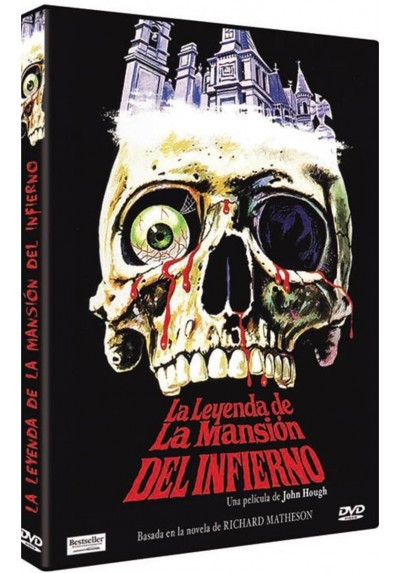 La Leyenda De La Mansión Del Infierno (The Legend Of Hell House)