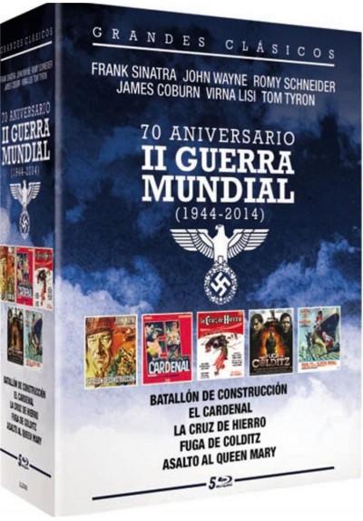 70 Aniversario II Guerra Mundial (Blu-Ray)
