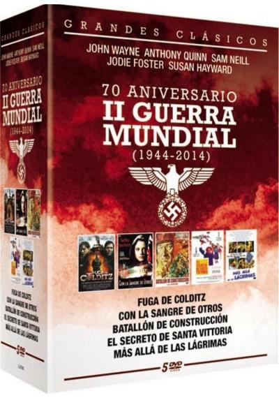 75 Aniversario II Guerra Mundial