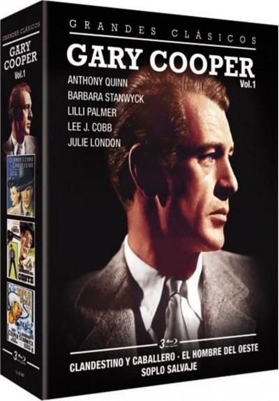 Gary Cooper - Vol. 1 (Blu-Ray)