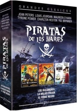 Piratas De Los Mares (Blu-Ray)
