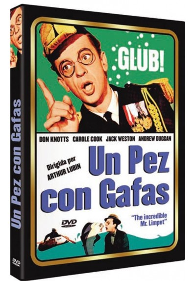 Un Pez Con Gafas (The Incredible Mr. Limpet)