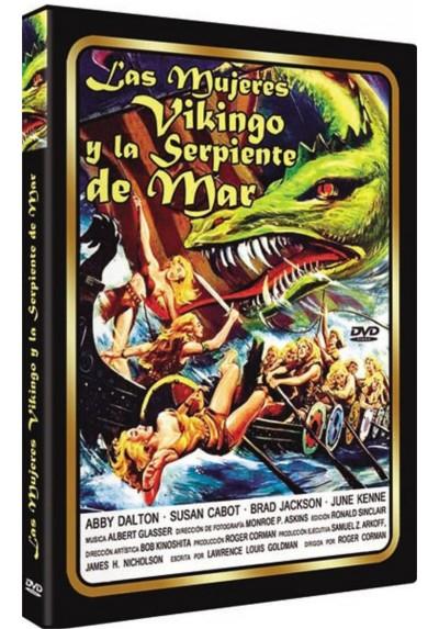 Las Mujeres Vikingo Y La Serpiente De Mar (The Saga Of The Viking Women And Their Voyage Of The Great Sea Serpent)