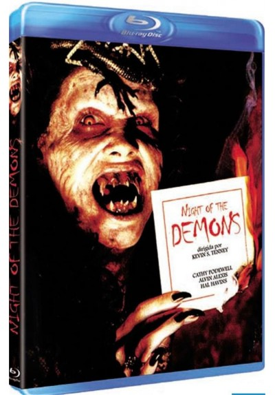 Night Of The Demons (Blu-Ray)