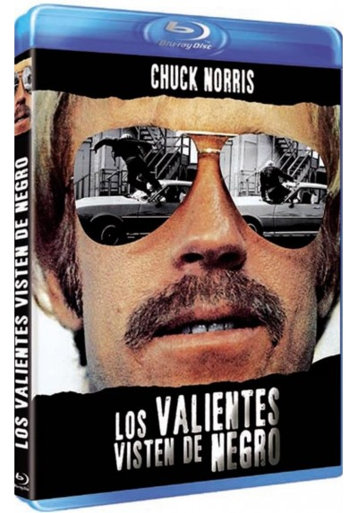 Los Valientes Visten De Negro (Blu-Ray)(Good Guys Wear Black)
