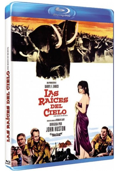 Las Raices Del Cielo (Blu-Ray)(The Roots Of Heaven)