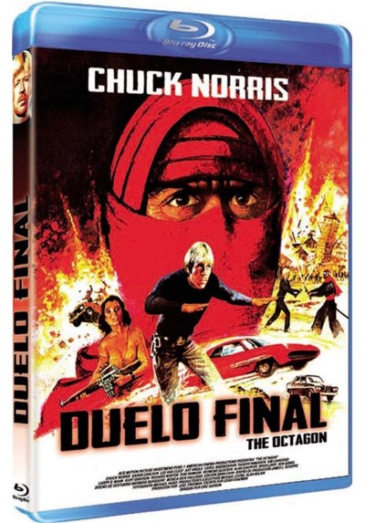 Duelo Final (Blu-Ray)(The Octagon)