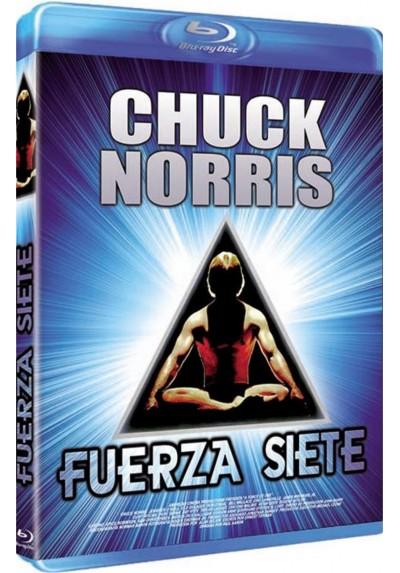 Fuerza Siete (Blu-Ray)