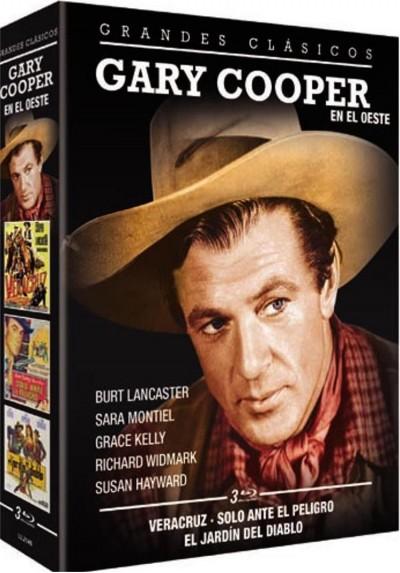 Gary Cooper - En El Oeste (Blu-Ray)