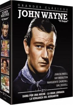"""Grandes Clasicos JOHN WAYNE """"EL DUQUE"""" (Blu-Ray)"""