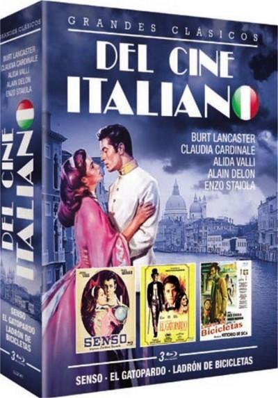 Grandes Clasicos del Cine Italiano (Blu-Ray)