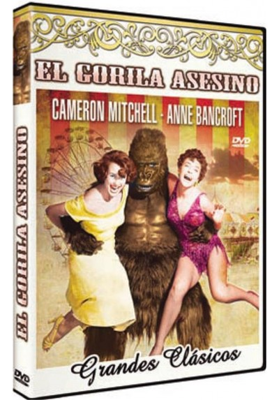 El Gorila Asesino (Gorilla At Large)