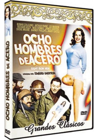 Ocho Hombres De Acero (Eight Iron Men)