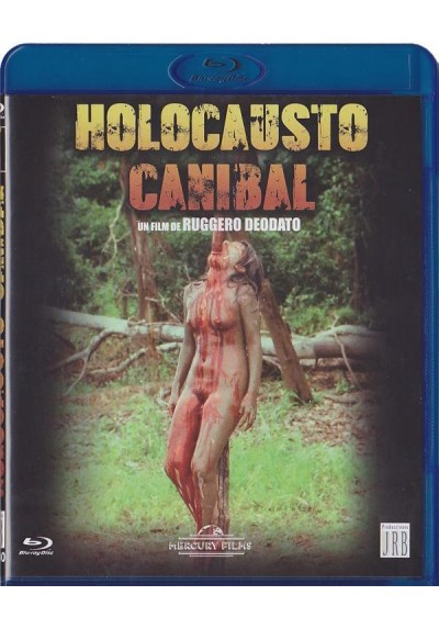 Holocausto Caníbal (Cannibal Holocaust)(Blu-Ray)