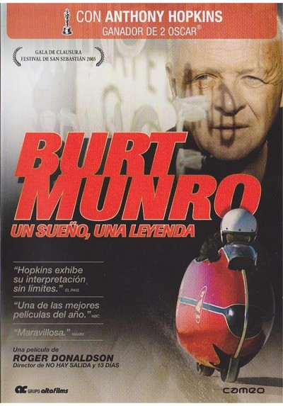 Burt Munro : Un Sueño, Una Leyenda (The World´s Fastest Indian)