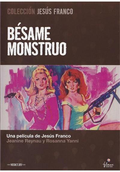 Besame Monstruo (Das Schloss Der Gehenkten)