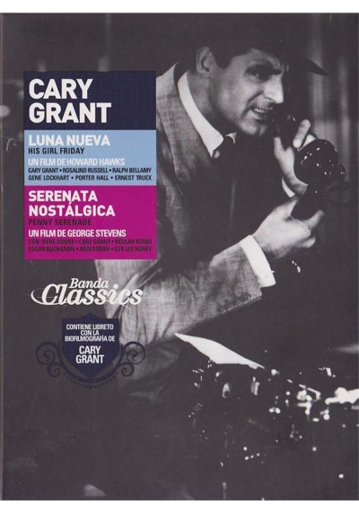 Cary Grant : Luna Nueva / Serenata Nostalgica