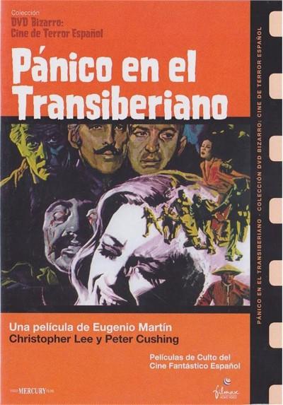 Panico En El Transiberiano (Horror Express)