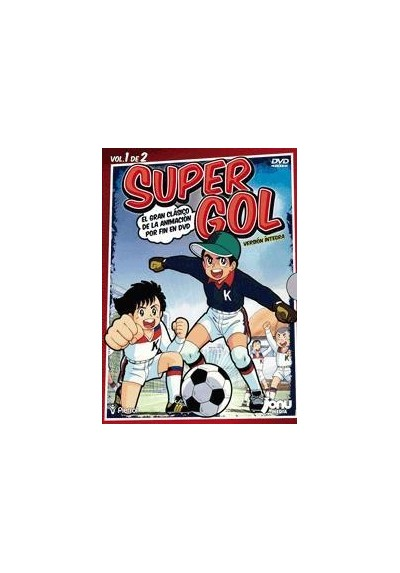 Super Gol - Vol. 1 De 2 (Episodios 1 - 13)