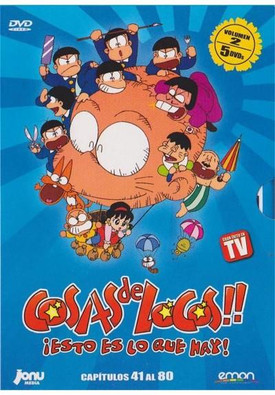 Cosas De Locos - Vol. 2