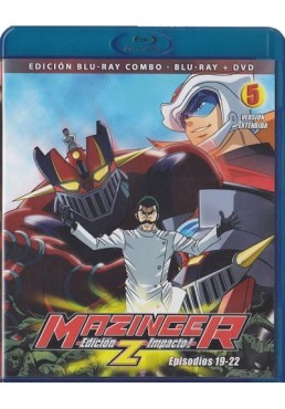 Mazinger Z - Vol. 5 (Blu-Ray + Dvd)