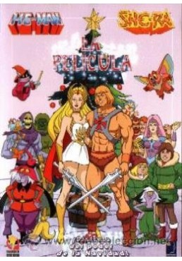 He-Man y She-Ra: Especial Navidad (He-Man and She-Ra: A Christmas Special)