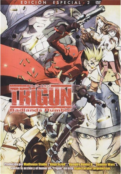 Trigun : Badlands Rumble (Ed. Especial)