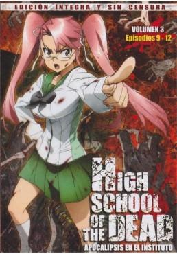 High School Of The Dead (Apocalipsis En El Instituto) - Vol. 3