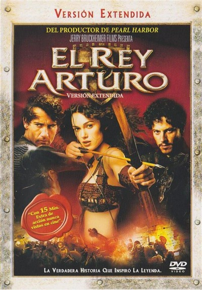 El Rey Arturo (Version Extendida)(King Arthur)