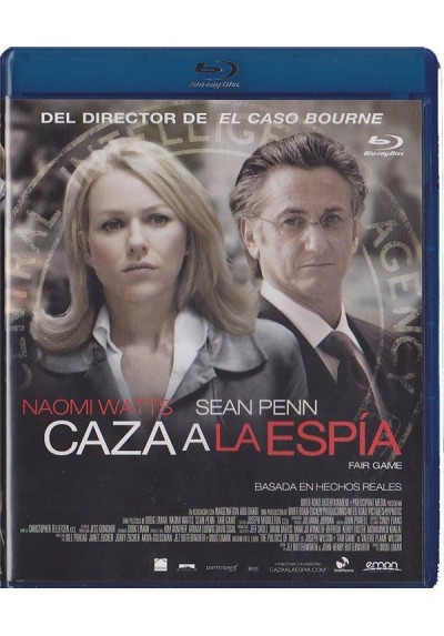 Caza A La Espia (Blu-Ray)(Fair Game)