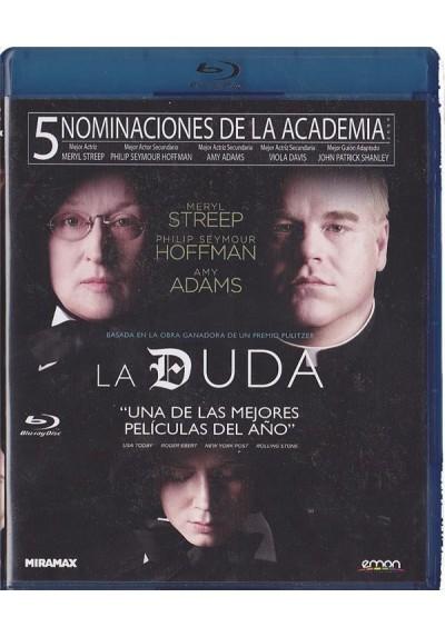 La Duda (Blu-Ray) (Doubt)