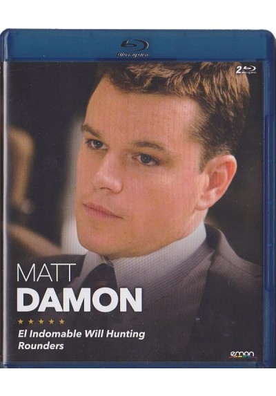 Matt Damon (Blu-Ray)