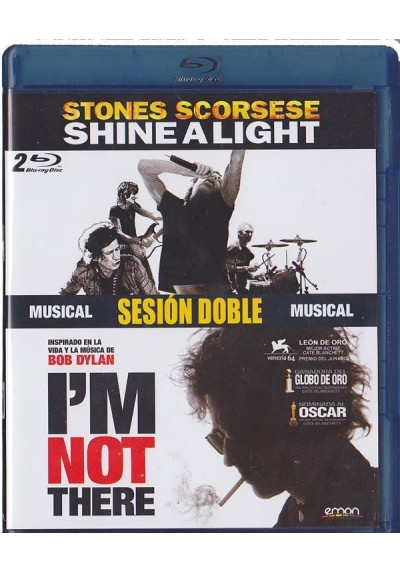 Sesion Doble Musical (Blu-Ray)