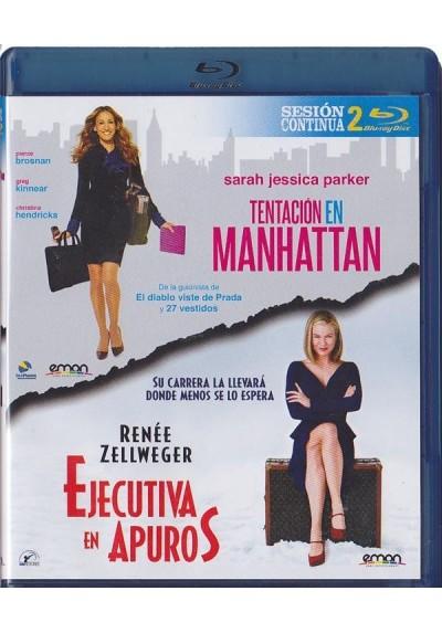 Sesion Doble de comedia (Blu-Ray)