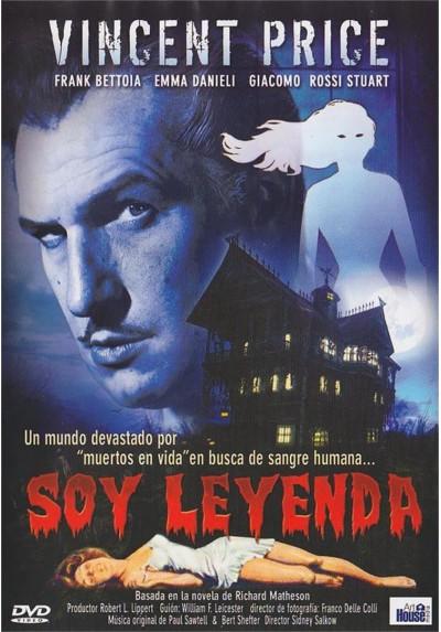 Soy Leyenda (1964)(The Last Man On Earth)
