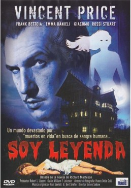 Soy Leyenda (1964)(The Last Man On Earth)
