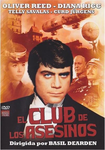El Club De Los Asesinos (The Assassination Bureau)